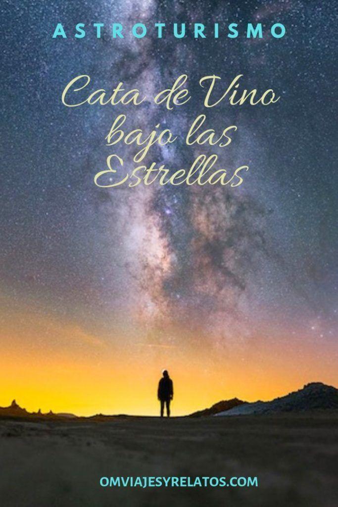 ASTROTURISMO: TURISMO DE ESTRELLAS Y CATA DE VINOS EN MADRID