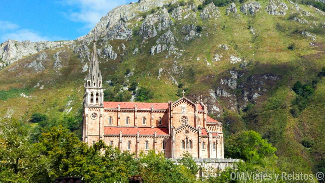 Visitar Covadonga Asturias