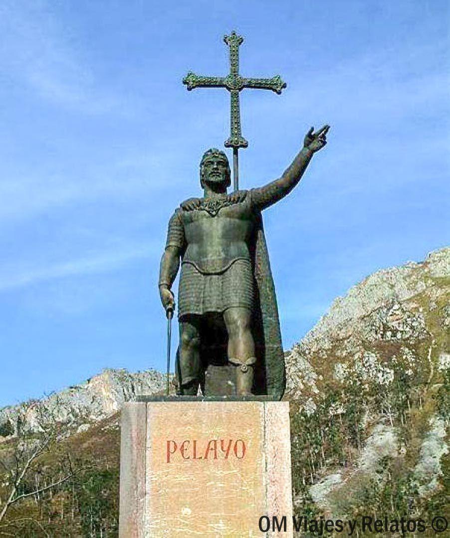 que-ver-en-Asturias-don-Pelayo