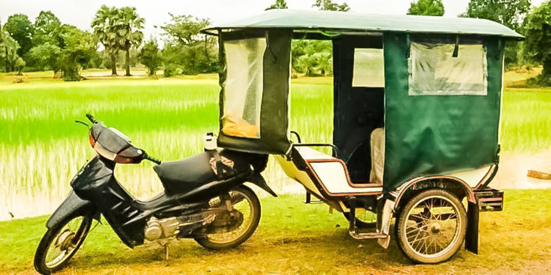 tuk-tuk-Angkor