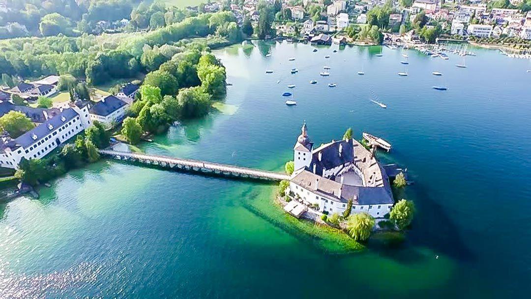 Schloss Ort en Gmunden