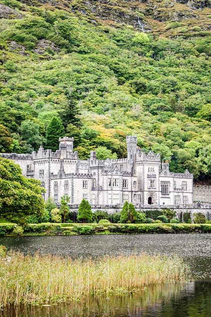 Abadía-Connemara-Irlanda