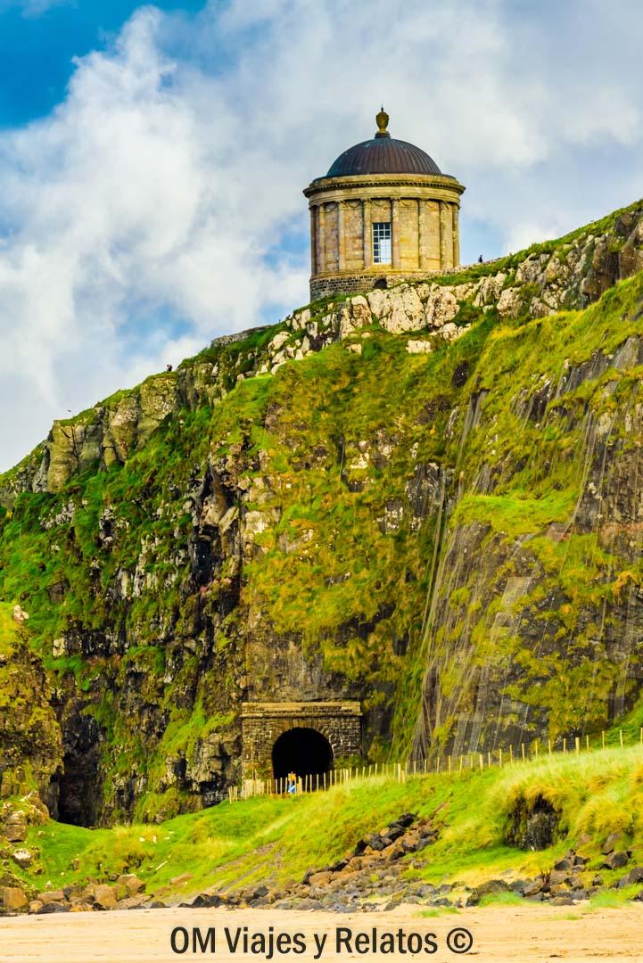ruta-por-Irlanda-mussenden temple