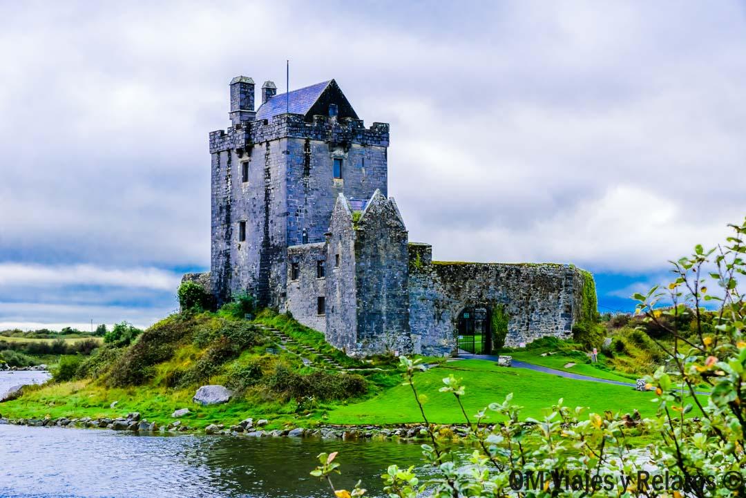 castillos-Irlanda-Dunguaire-Castle