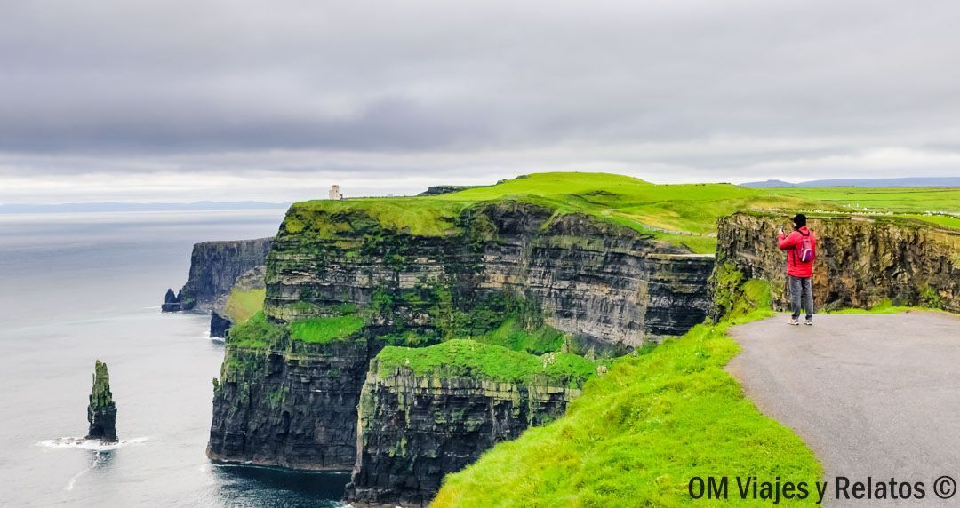 Irlanda-acantilados-Moher