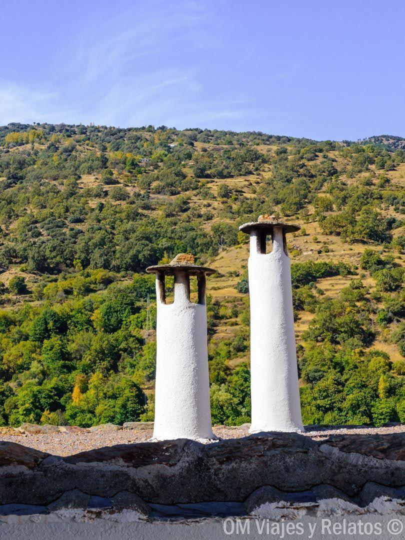 chimeneas-Alpujarra-Granadina