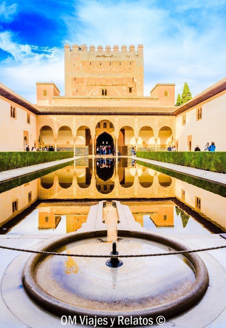 qué-ver-en-la-Alhambra-Granada