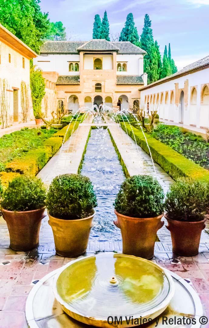 que-visitar-en-Granada-Generalife