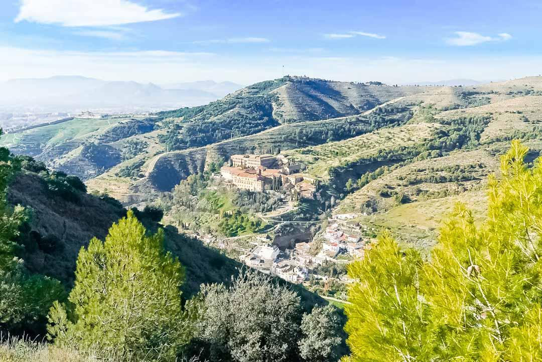 Granada-Abadía-Sacromonte