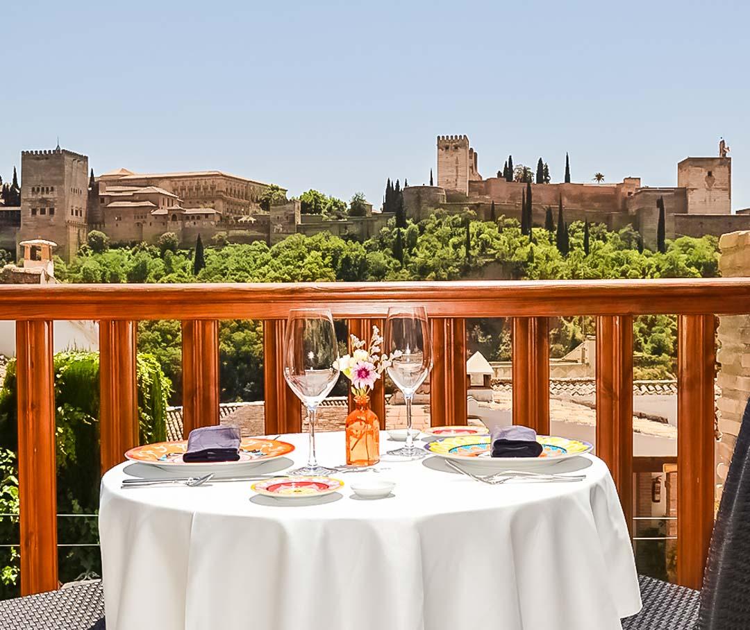 restaurantes-Granada-vistas-Alhambra