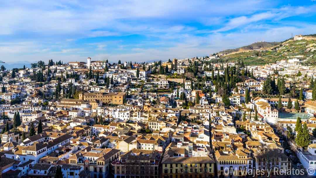 Granada-Albaicín
