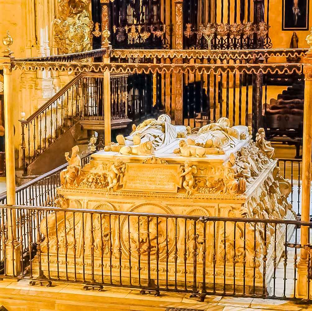 sepulcro-reyes-católicos-Granada