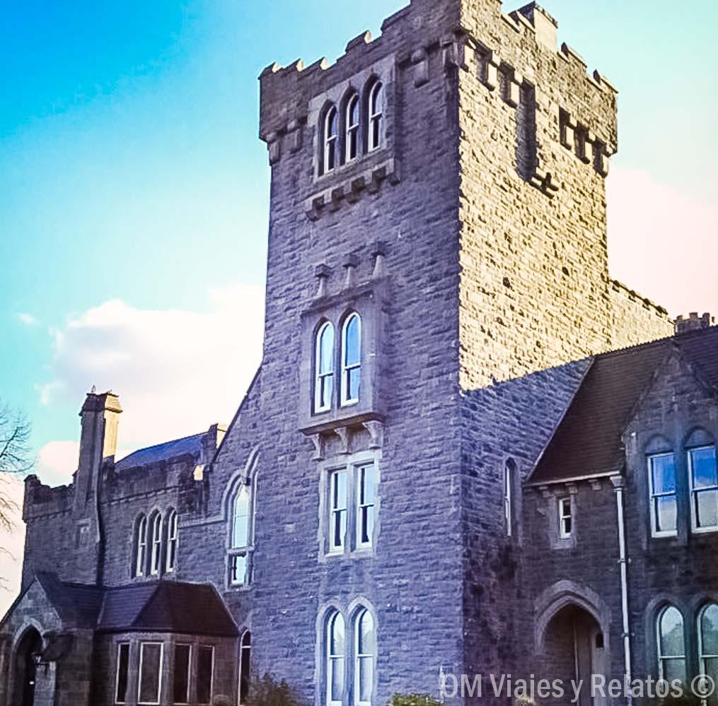 castillo hotel Irlanda