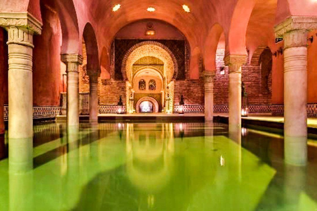 que-ver-en-Granada-Baños-árabes