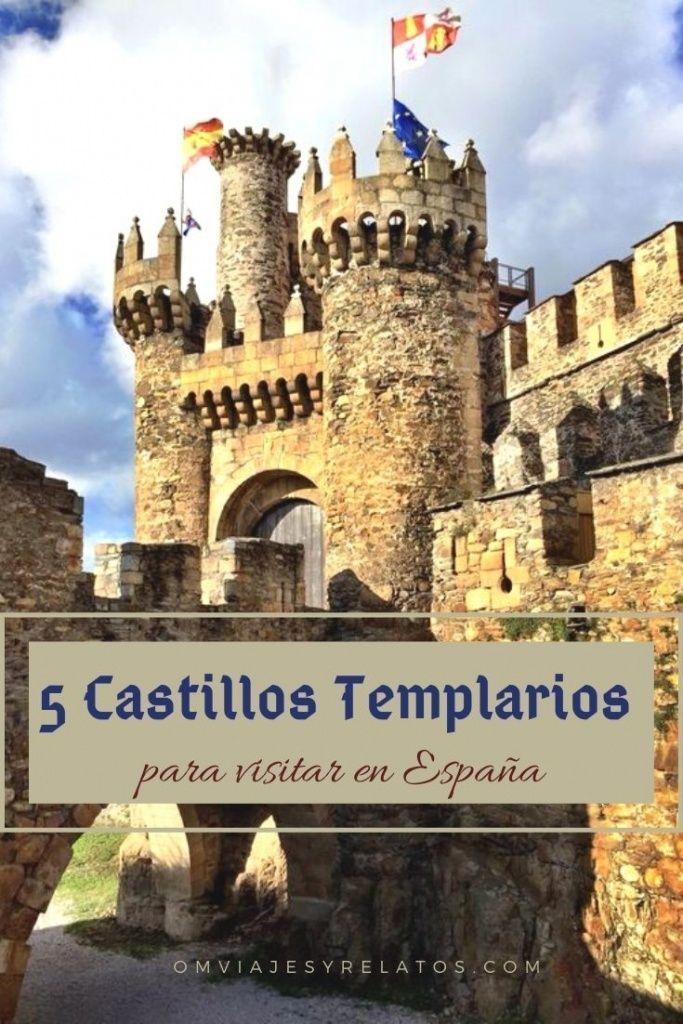 CASTILLOS TEMPLARIOS