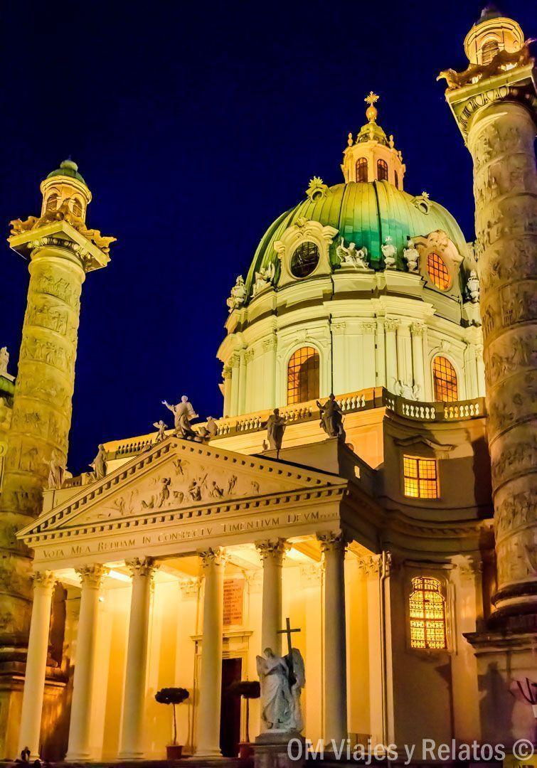 que-ver-en-Viena-Iglesias