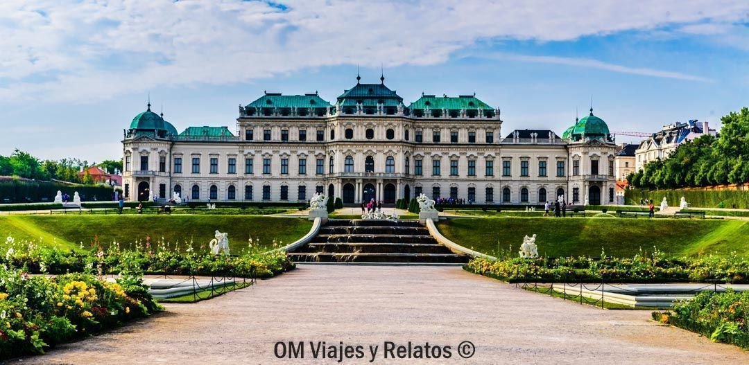 que-ver-en-Viena-PALACIO-BELVEDERE