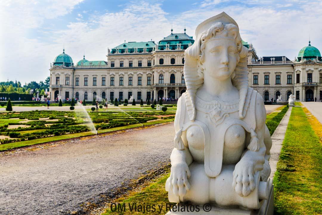 que-ver-en-Viena-Jardines-Palacio-Belvedere