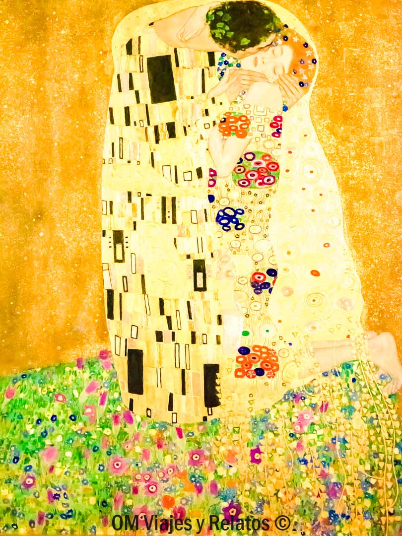 que-ver-en-Viena-El-Beso-Gustav-Klimt