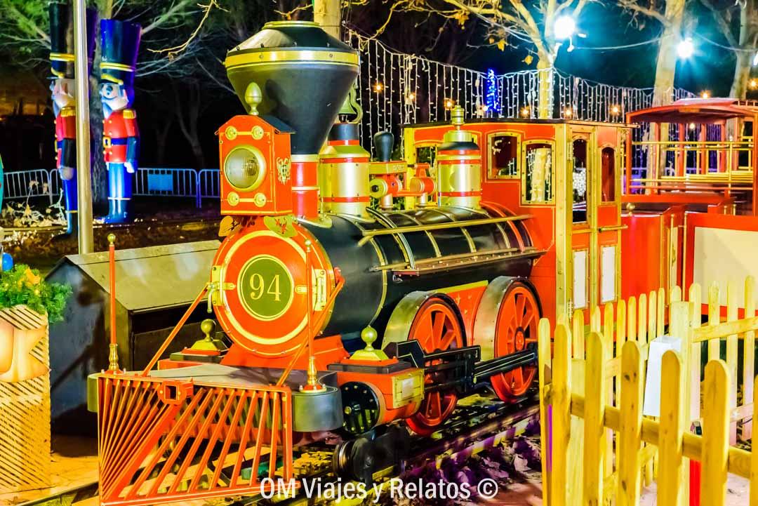 tren-infantil-Navidad-Torrejón