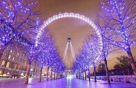 LONDRES-NAVIDAD