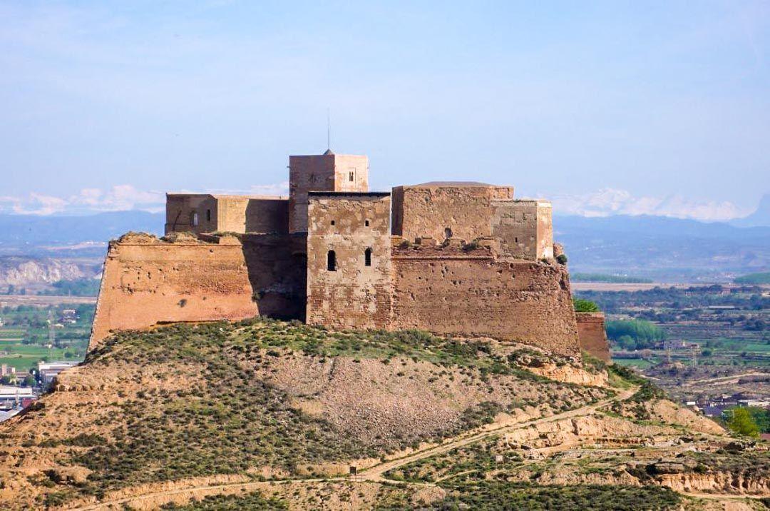 castillos-templarios-castillo-de-Monzón