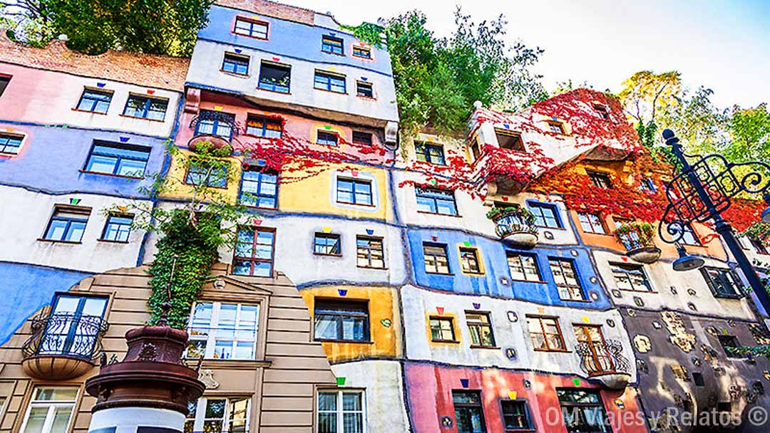 lugares-originales-en-Viena-casas-de-colores