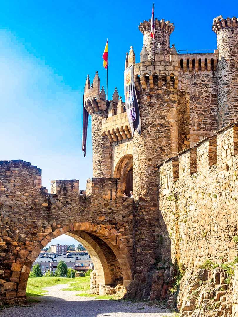 castillos-templarios-Ponferrada