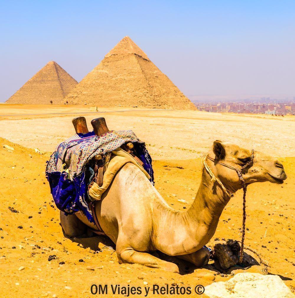 el-Cairo-Pirámides