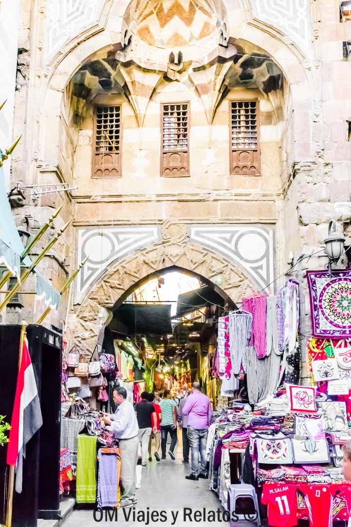 zoco-El-Jalili-que-ver-en-el-Cairo