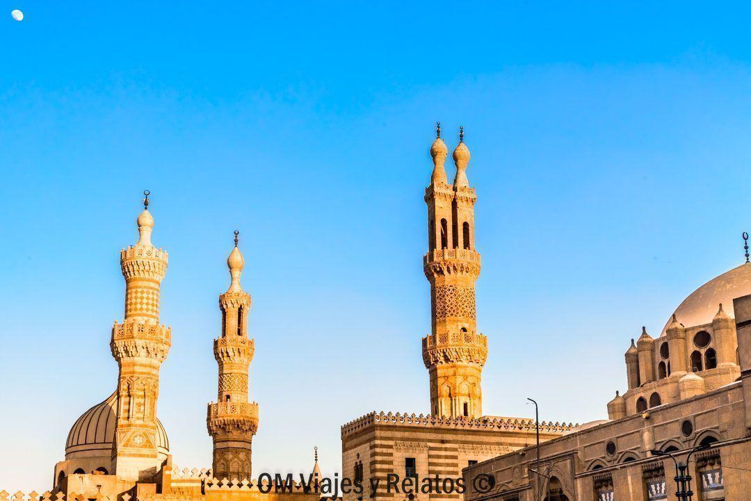 AL-AZHAR-mezquita-El-Cairo