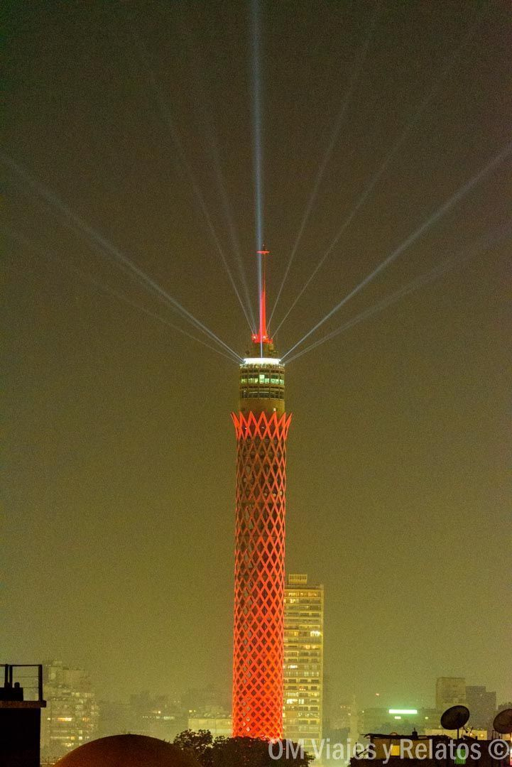 que-ver-en-El-Cairo-Torre-de-Comunicaciones