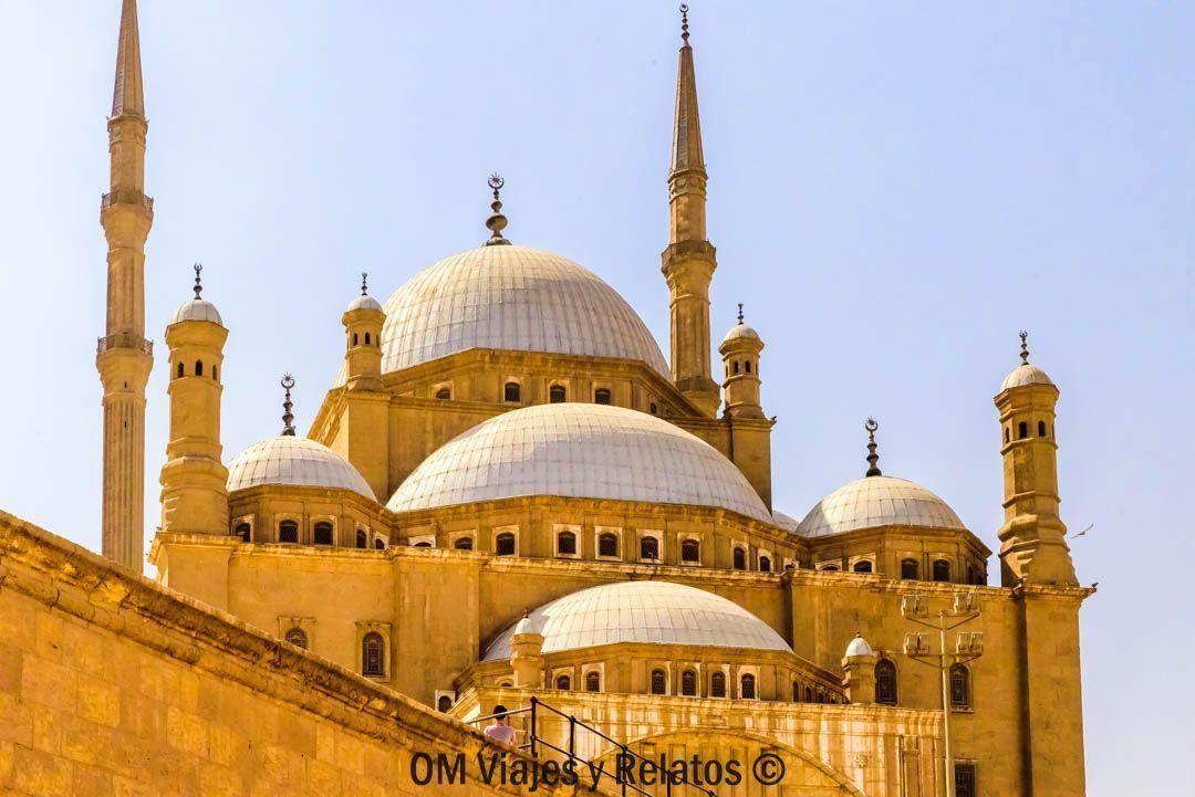 Mezquita-de-Alabastro-El-Cairo