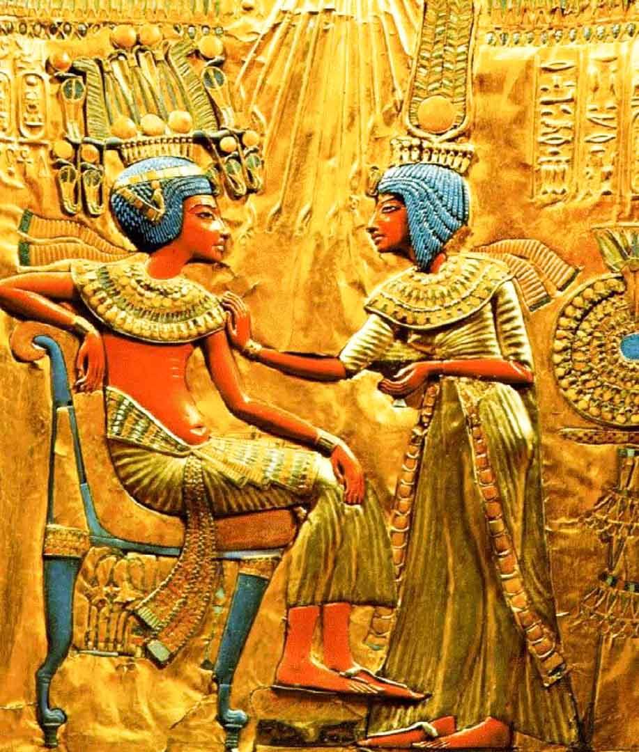 tesoros-faraón-Tutankamón