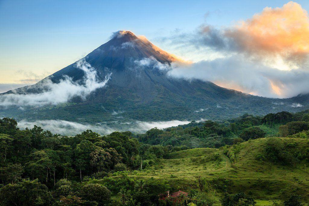 cómo-visitar-el-Volcán-Arenal