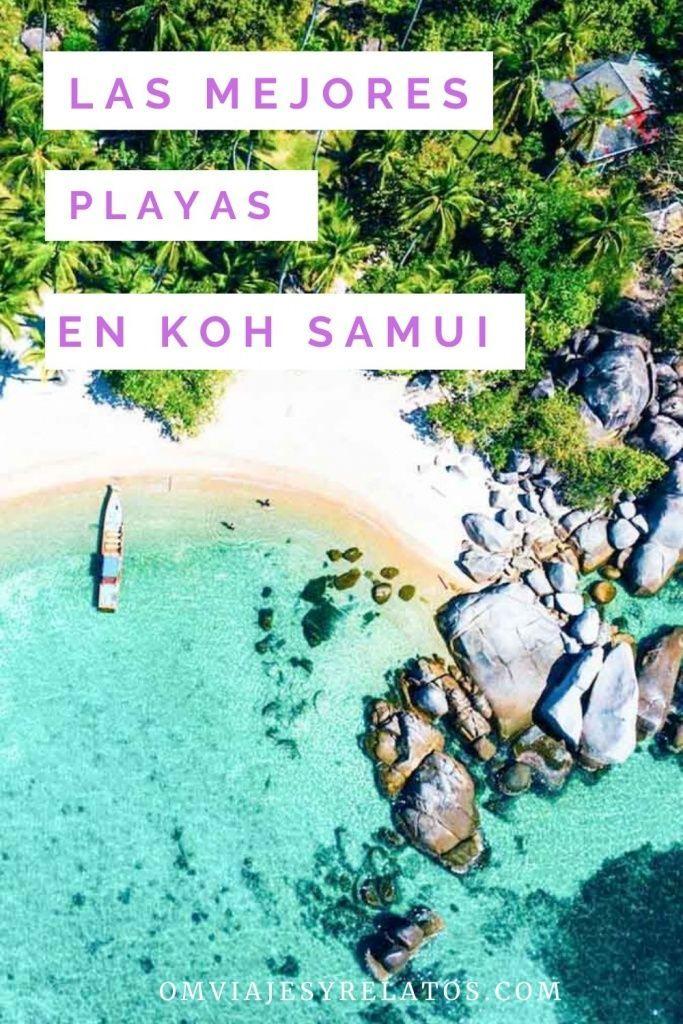 Las mejores Playas en Kon Samui Tailandia