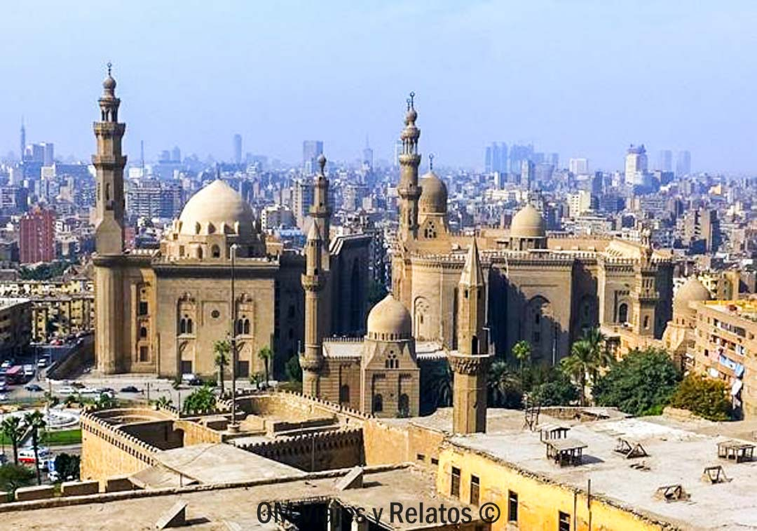 que-ver-en-El-Cairo-Mirador-Ciudadela-de-Saladino