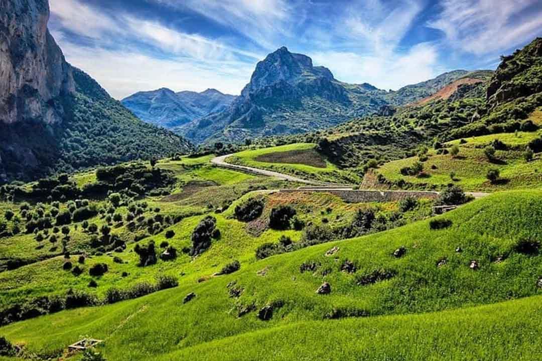 Marruecos-Alto-Atlas