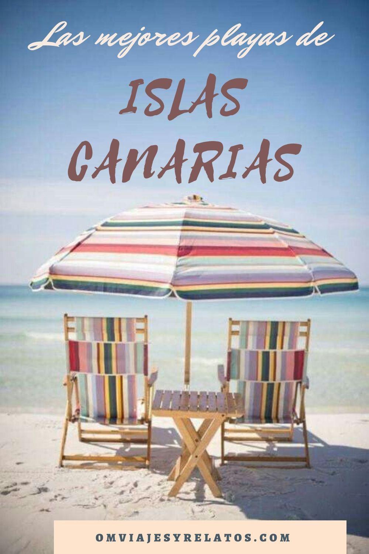 LAS MEJORES PLAYAS DE CANARIAS