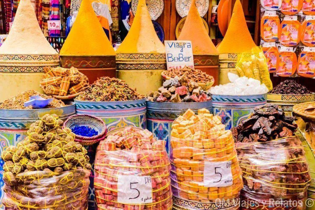 que-comprar-en-Marrakech