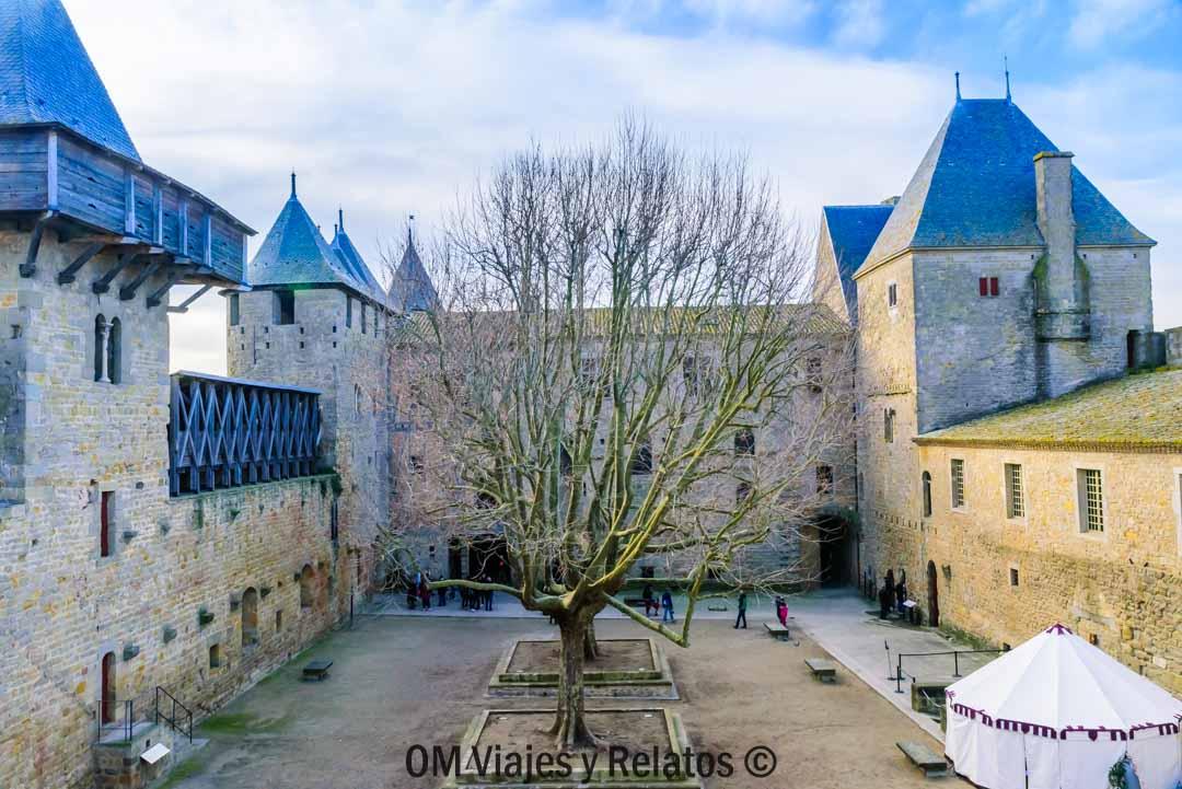 que-ver-en-Carcassonne-castillo