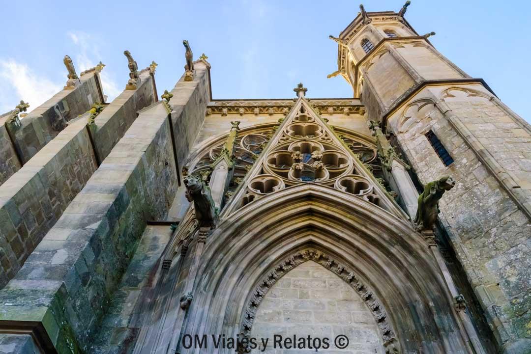 que-ver-en-Carcassonne-Basílica-SAINT-NAZAIRE
