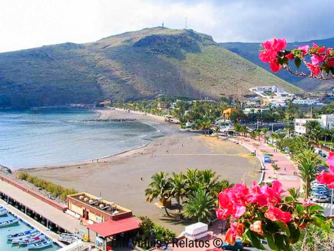 las-mejores-playas-de-Canarias-La-Gomera