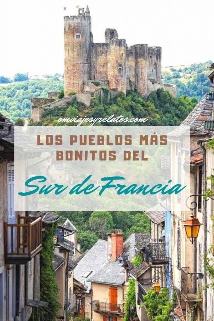 PUEBLOS-SUR-DE-FRANCIA