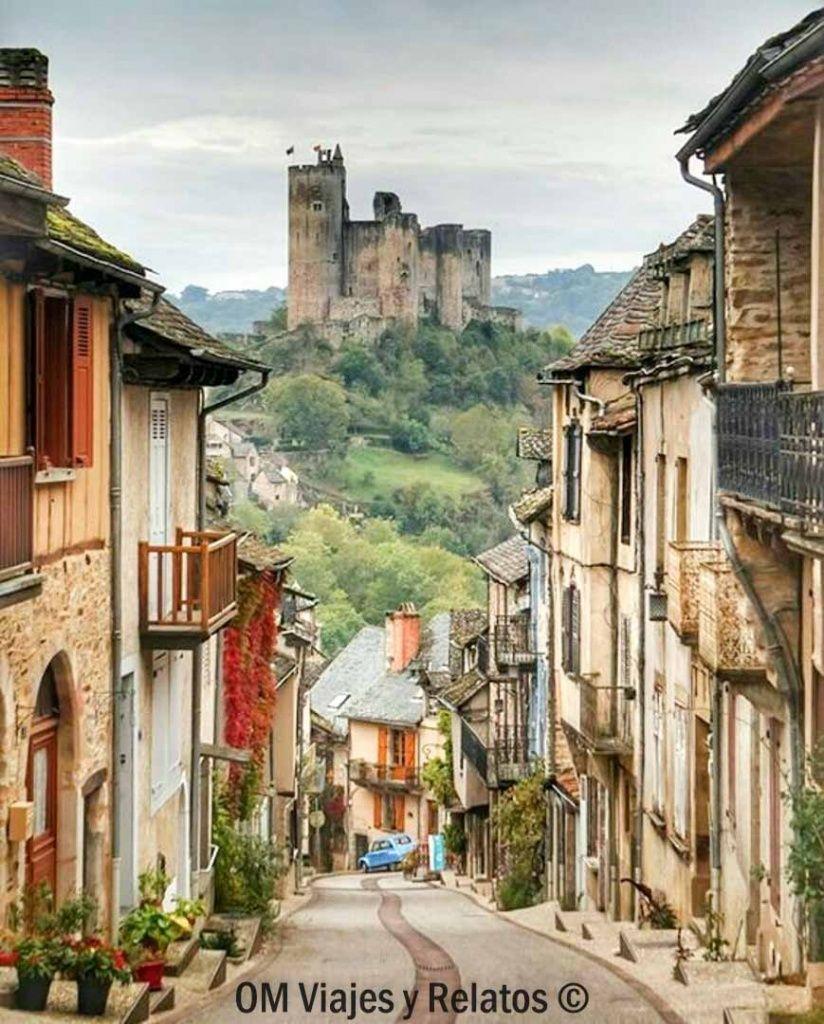 pueblos-sur-Francia-Najac