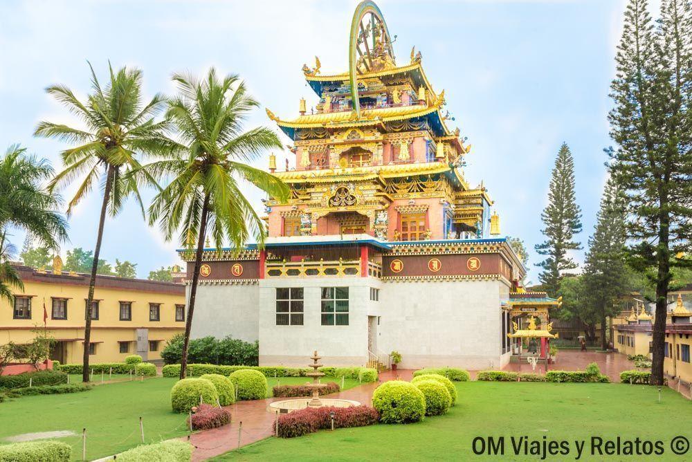 que-ver-cerca-de-Mysore-Namdroling