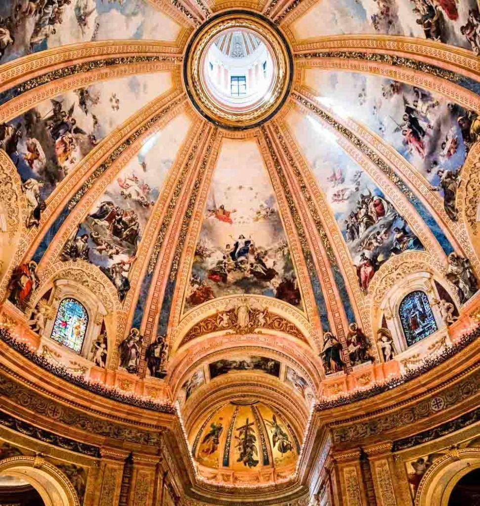 Madrid-cúpula-San-Francisco-El-Grande