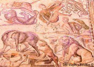 que-ver-enCastilla-yLeón-mosaicos-romanos