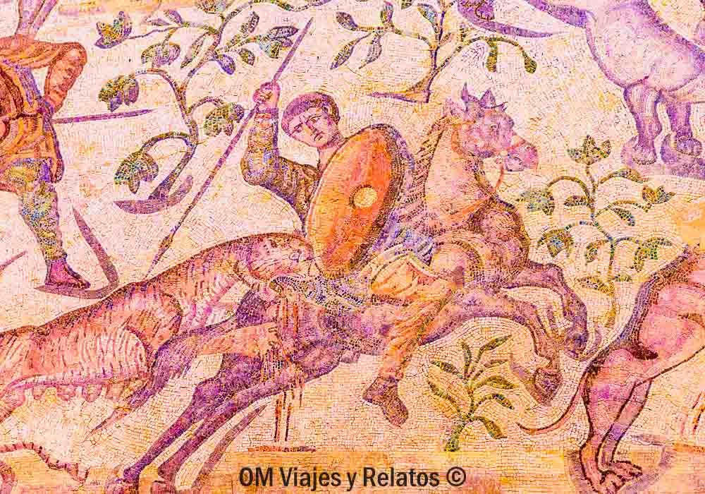 mosaicos-romanos-Castilla-y-León