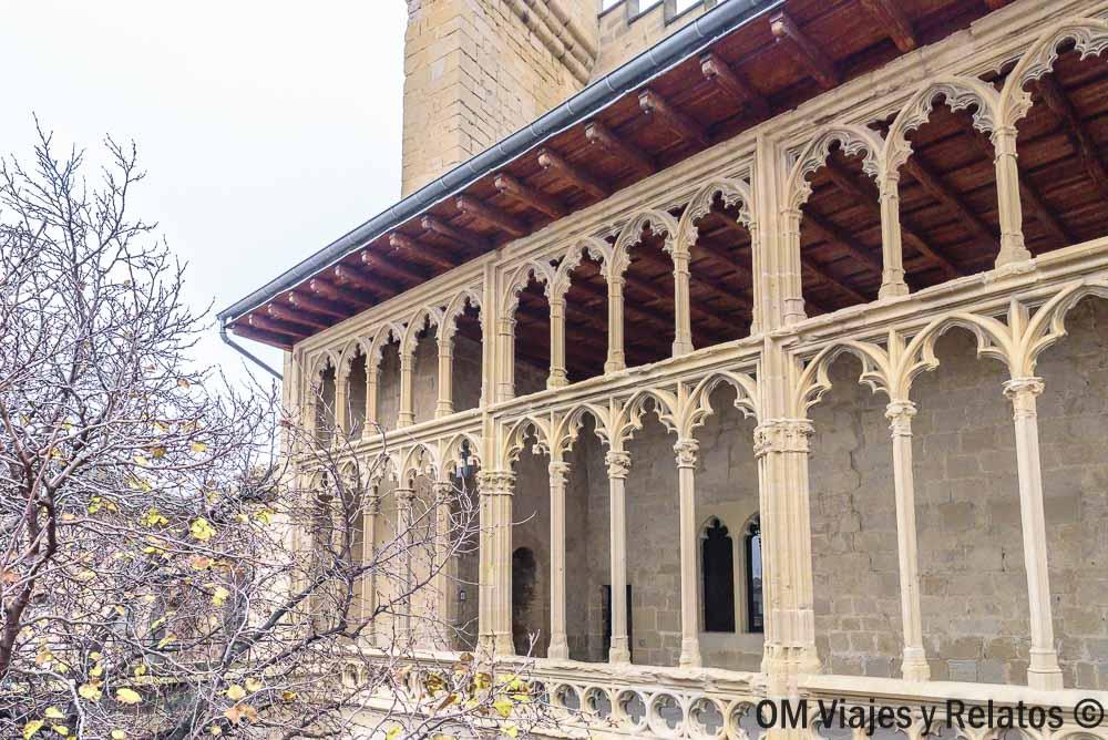 Castillo-de-Olite-Galería-del-Rey